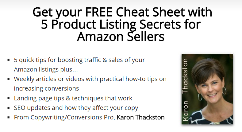Get traffic to my amazon product