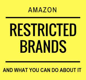 restricted brands on amaozn