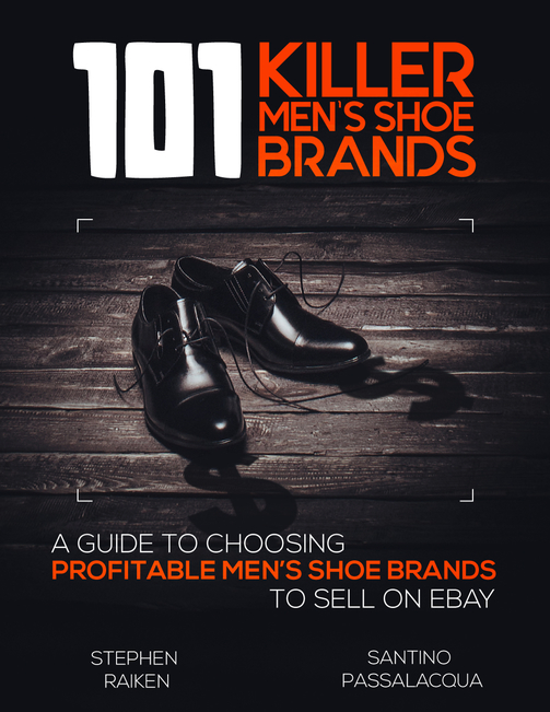 101 Killer Shoe brands to sell