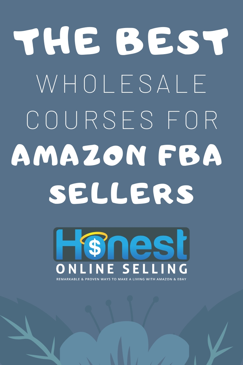 wholesale courses for Amazon FBA sellers - Jordan Malik