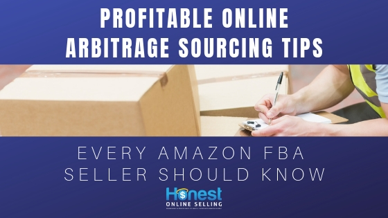 online arbitrage sourcing strategies
